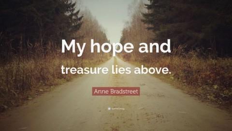 Hope and Treasure