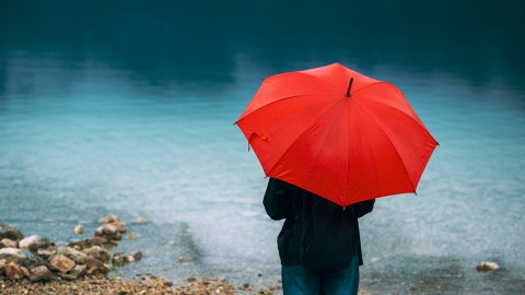 Trusting God in a storm
